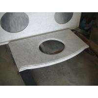 Wholesale Carrara White Bathroom Vanity Top (V-02) from china suppliers