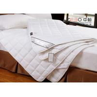Wholesale Waterproof Mattress Pad Comfortable , Breathable Mattress Protector ZB-MP-015 from china suppliers