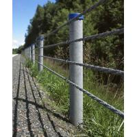 Wholesale SAFENCE Slope Barrier,Wire Rope Safety Barriers,WRSF Road Barrier,Cable Rope Fences from china suppliers