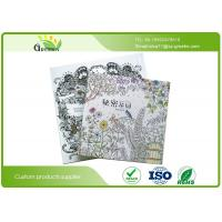 Wholesale Coloring Books for Sdults Relieve Stress , Eco Secret Garden Adult Drawing Books from china suppliers
