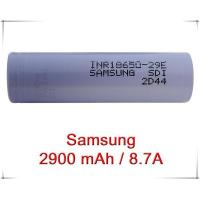 Wholesale Samsung 3.7v 18650 2900mah CR18650 Li-ion Rechargeable Battery ICR18650-29e from china suppliers