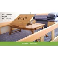 Wholesale cheap multifunction portable bamboo computer desk from china suppliers