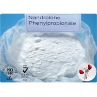 Wholesale Bodybuilding Male Hormone Nandrolone phenylpropionate CAS 62-90-8 from china suppliers