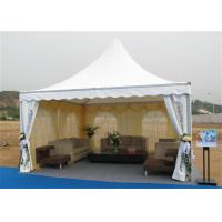 Wholesale Temporary Garden High Peak Tents Aluminum Frame For Conference from china suppliers