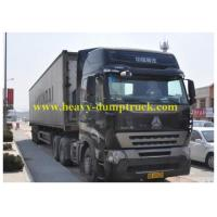 Wholesale T5G 340HP Refrigerated Box Truck  for transport , Commercial Refrigerated Vans from china suppliers