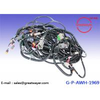 Wholesale Caterpillar Loader / Industrial Wiring Harenss / Manufacturer Protect Tape from china suppliers
