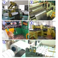Automatic Metal Used Slitting Steel Coil Cutting Machine