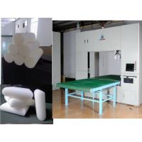 Buy cheap Vacuum Table Horizontal Foam Contour Cutter with Oscillating Blade For Memory Foam from wholesalers