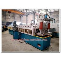 Wholesale 2 in 1 Steel U C Profile Channel Rolling Machine with Auto Corner Metal Sheet Cutting Equipment from china suppliers