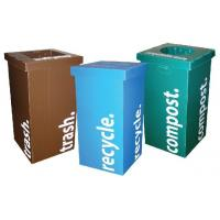 Wholesale Recycling Bin(76x38x38cm) from china suppliers