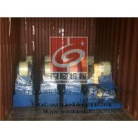 Wholesale Self Aligning Vessel Pipe Welding Rotators with Siemens Motor from china suppliers