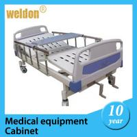 Buy cheap White Hospital Operating Table Medical Equipment Parts with Laser cut from wholesalers