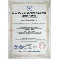 Shenzhou City Huoban Building Materials Co., Ltd. Certifications