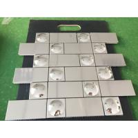 Wholesale 304 stainless steel mosaic tiles from china suppliers