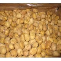 Wholesale Frozen Roasted Peeled Chestnuts Freeze Dried Fruit , ISO HACCP HALAL from china suppliers