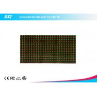 Wholesale 16 x 32 Dots 10mm Pixel Pitch 1R1G Led Display Module dual color 1/4 Scan Driving from china suppliers