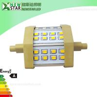 Wholesale 4500K 78mm 6W R7S LED Light, Epistar SMD2835 R7S LED Lamp from china suppliers