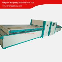 Wholesale Full automatic PVC film vacuum membrane press machine laminating woodworking machine from china suppliers