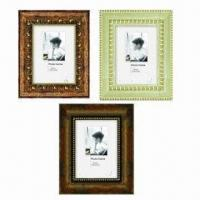 Wholesale PS Photo Frames, Made of Wood, Suitable for Gifts, Customized Designs and Sizes are Accepted from china suppliers