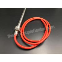 Buy cheap High Density Immersion Water Proof Cartridge Heater With Silicone Cables from wholesalers