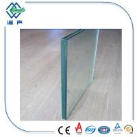 Wholesale Clear / Tint Laminated Glass Panels , Solid Tempered Laminated Glass Sheet from china suppliers