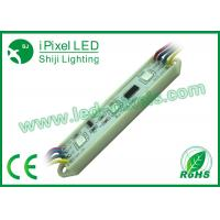 Wholesale Full Color Waterproof LED Module / Color Changing LED light With 50000H Life - span from china suppliers