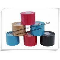 Wholesale Sports Medical Muscle Kinesiology Strapping Tape Waterproof CE Approved from china suppliers