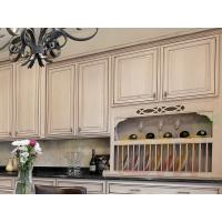 Modern kitchen european standard kitchen cabinets island