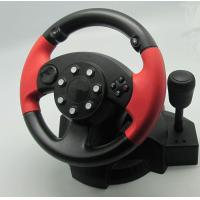 Wholesale Small USB Vibration PC Game Racing Wheel Pc Steering Wheel And Pedals from china suppliers