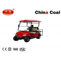 Wholesale Custom Transport Scooter 4 Seater Electrical Golf Carts for 3 - 4 Person from china suppliers