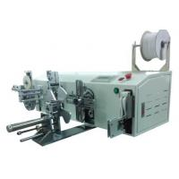 Wholesale Cable Coiling And Binding Machine with Counting And Cutting Feature from china suppliers