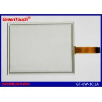 Wholesale Portable Sport Devices 8 Wire Resistive Touch Screen LCD Panel Moths 3 Hardness from china suppliers