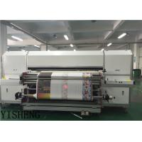 Quality DTP Inkjet Cotton Printing Machine High Resolution 100 m / h ISO Approval for sale