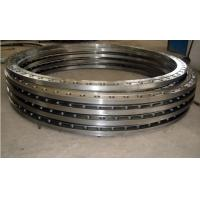 Wholesale ASTM DIN Hot Stainless Steel Forgings , Aviation Smelting Forged Flanges from china suppliers