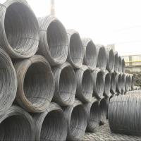 Wholesale Welding ER55-B2 Hot RolledWireRod In Coils , Steel Wire Rod from china suppliers