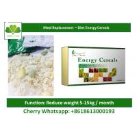Wholesale Dietary Energy Cereal Meal Replacement Diet Shakes For Cleansing Colon from china suppliers