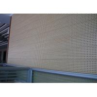 Wholesale Perforated Acoustic Wood Wall Panels  from china suppliers
