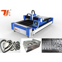 Wholesale Stainless Steel / Carbon Steel Cnc Laser Cutter / Automatic Sheet Metal Cutting Machine from china suppliers