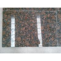 Wholesale Hot Selling Polished Granite High Quality Baltic Brown Granite from china suppliers