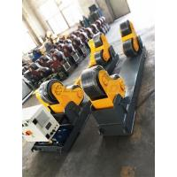 Wholesale Pipe Welding Rotator 20Ton Turning Rollers PU Schneider Driver Guarranted quality from china suppliers