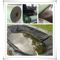 Wholesale 1.2mm 1.5mm 2mm thickness pvc geomembrane from china suppliers