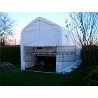 Buy cheap 4.0m(13ft) wide Shelter Tent for boat,vehicle,crops storage.Economical cost from wholesalers
