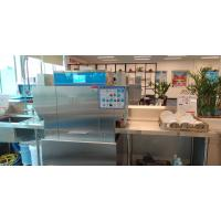 Wholesale Wear Resistant Rack Conveyor Dishwasher For Universities And Fast Food Restaurant from china suppliers