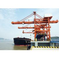 Quality Professional Grab Type Ship Unloader Crane , Ship To Shore Container Cranes for sale