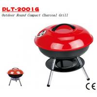 Quality 14 1/2-inch Red Charcoal Weber Grill for sale
