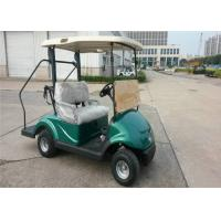 Quality 48V Trojan Battery Electric Street Legal Golf Carts , Electric Motor Golf Cart For Club for sale