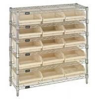 Wholesale Wire Mesh Display Metal Shelving Rack for Hospital from china suppliers