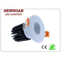 Wholesale cut-out size 20° 10w painting white led spot light fixtures installed for ceiling from china suppliers