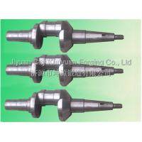Wholesale Custom Single Cylinder / 4 Cylinder Crankshaft Forging In Diesel Engine  ISO 9001 - 2008  UT TEST from china suppliers