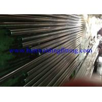 Wholesale UNS N10675 Hastelloy Alloy B-3 Nickel Alloy Pipe ISO 6207, DIN 17751,TUV CE from china suppliers